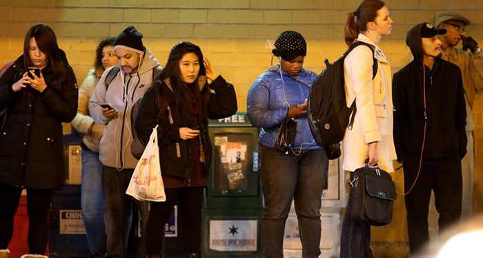 An analysis based on census data shows Chicago remains one of the most racially segregated large cities in the country. (Chris Sweda / Chicago Tribune)